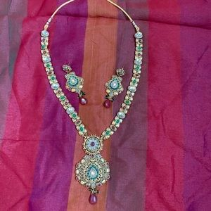 Jewelry - Indian antique finish necklace